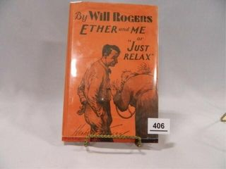 Will Rogers  Ether and Me