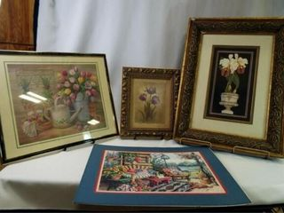 Framed Prints  3  Matted Print