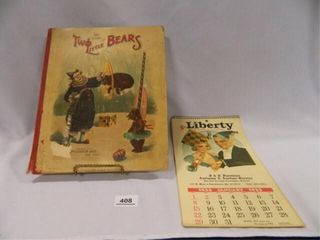 The Story of Two little Bears  1905