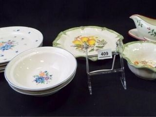 Dishes  Serving Pieces  9