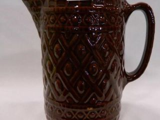 Antique Milk Pitcher  Marked H 499