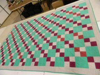 Quilt  Machine Stitched Quilted