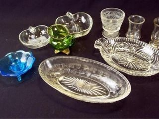 Glass Bowls  Serving Pieces  9