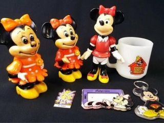 Disney   Minnie Mouse Items  6