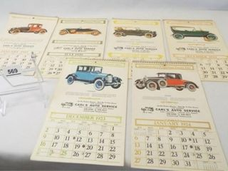Advertising Calendars  Reproduced  6