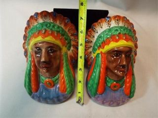 Wall Pockets  Native American  2