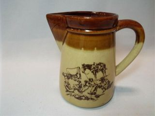 Enesco Cowboy Pitcher  6 5