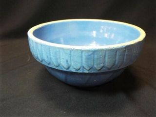 Blue Crock Bowl  10