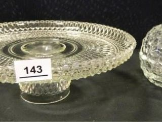 Serving Tray   2 Part Candle Holder