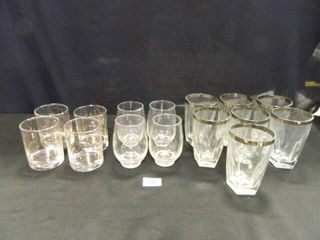 Drinking Glasses Assortment