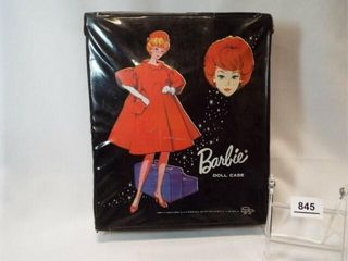 1963 Barbie Case and Clothes