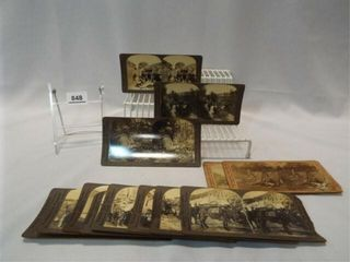 Stereoscope Photo Cards  13