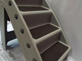 Eastony Folding Dog Steps