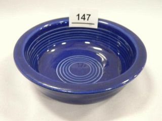 Fiesta HlC 5 1 2  Bowl  Dark Blue