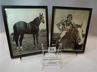 Racehorse and Jockey Pictures  2