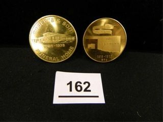 Advertising Tokens  Zinc Smelter