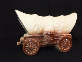 Covered Wagon TV light  Ceramic  9