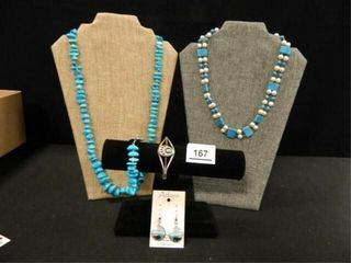 Native American Necklaces 2