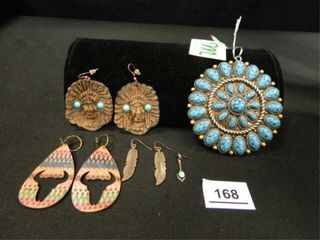 Native American Style Jewelry