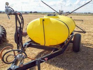500 Gallon PTO Sprayer