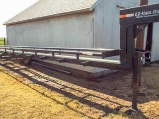 36  EZ Hay Trailer w Gooseneck