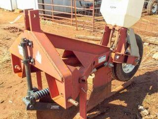 Elston 3Pt Gopher Bait Machine