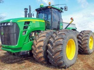 2011 John Deere 9430 4x4 tractor