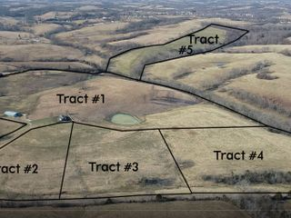 134 Acres in Tracts & Farm Machinery- Absolute Live/Online Auction
