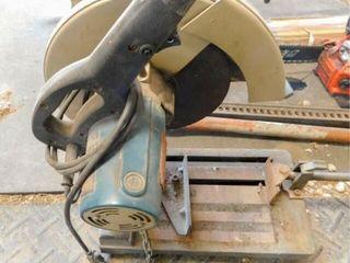 Ryoal 110 vt chop saw  works
