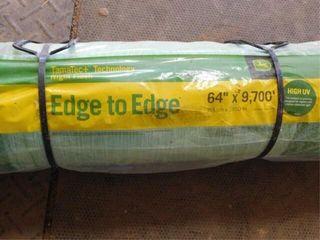 Edge to Edge 64  x 9 700 roll of net wrap
