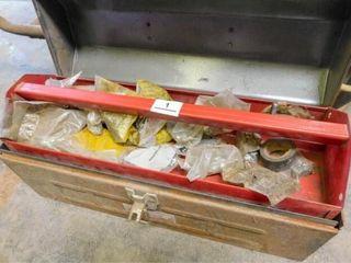 Tool box of Rivet Eze II and rivets