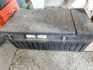Plastic Tuff Box