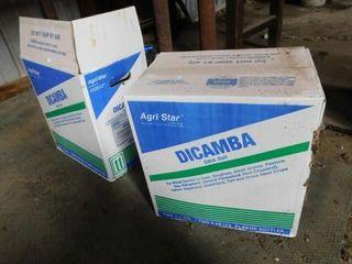 3  2 5 Gal Dicamba DMA salt Chemical