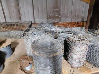 Misc Smooth   Barbed wire rolls  Chicken wire
