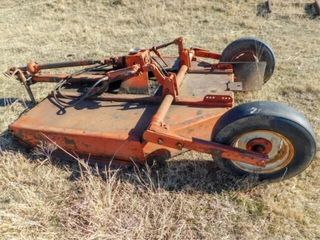 Allis Chalmers 6ft  pull mower