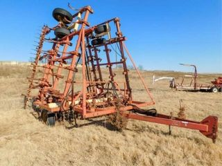 Krause 33ft  4133 field cultivator