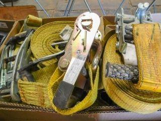 Box of belt wratchet belts