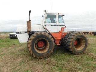Case 4690 4x4 tractor
