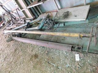 3  drill fil grain augers