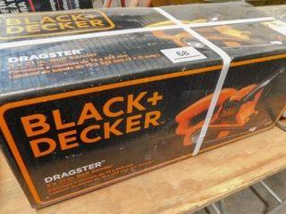 Black   Decker Dragster sander  new in box