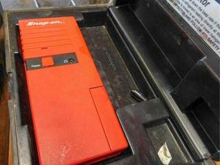 Snap On model ACT5555 leak detector