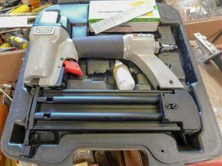 Porter Cable 18 ga  brad nailer air gun