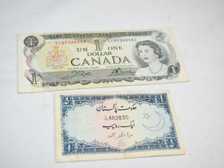 Canadian Dollar and Other Bill