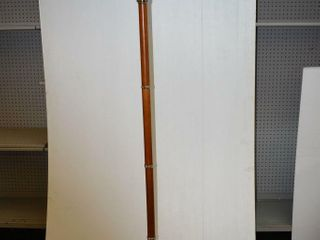 Floor lamp Torchiere  working  71  tall