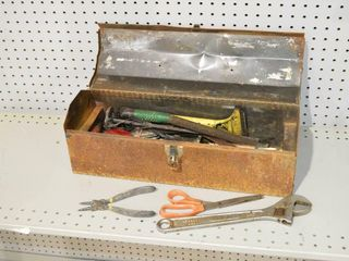 19  Toolbox with Contents