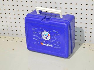 Blue Jay s lunchbox