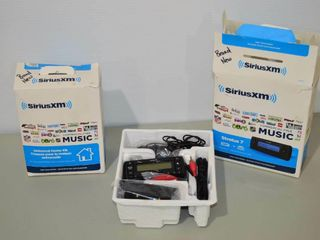 Sirius XM Stratus 7 with Vehicle Kit and