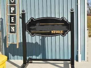 Retail Freestanding Sign