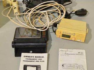 Fish Finder and CB Radio   untested