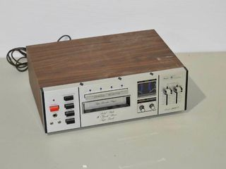 Sears 8 Track Player